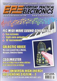 Everyday Practical Electronics №7 2008