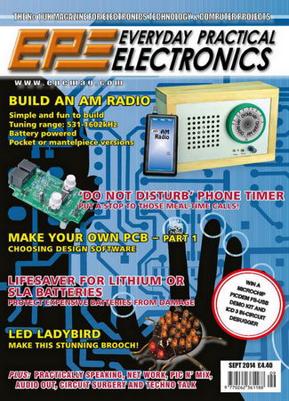 Everyday Practical Electronics №9 (September 2014)
