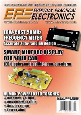 Everyday Practical Electronics №9 2006