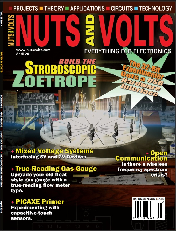 Nuts and Volts - №4 2011
