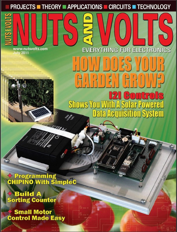Nuts and Volts - №7 2011