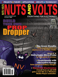 Nuts and Volts №10 2009