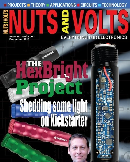 Nuts and Volts №12 2013