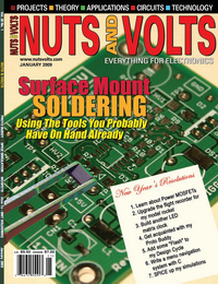 Nuts and Volts №1 2009