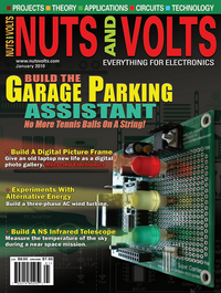 Nuts and Volts №1 2010