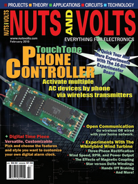 Nuts and Volts №2 2010