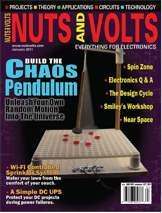 Nuts and Volts №3 2011