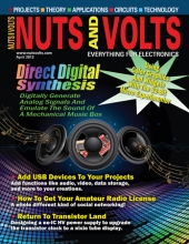 Nuts and Volts №4, 2012