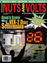 Nuts and Volts №4 2010