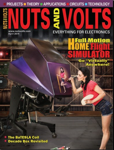 Nuts and Volts №4 2014