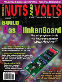 Nuts and Volts №6 2009