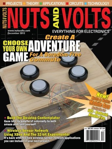 Nuts and Volts № 12, 2012