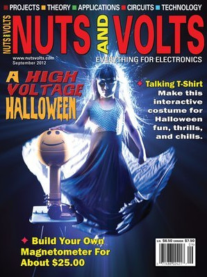Nuts and Volts № 9, 2012