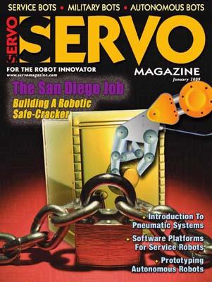 Servo №1 2009
