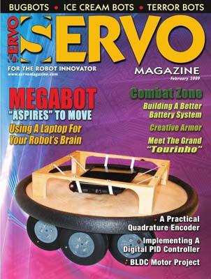 Servo №2 2009
