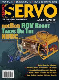 Servo №2 2010