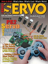 Servo №2 2011