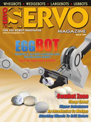 Servo №3 2009