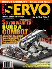 Servo №4 2010