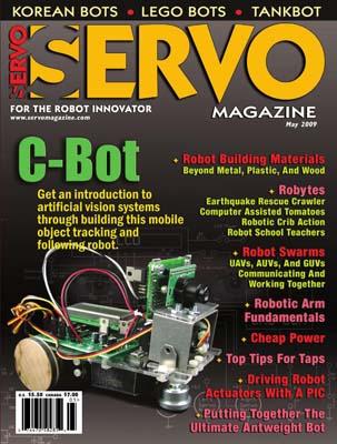 Servo №5 2009
