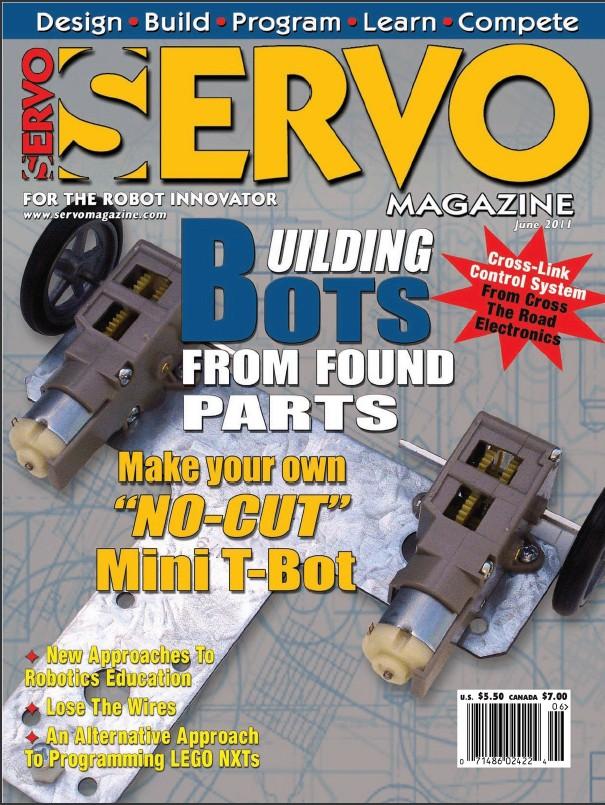 Servo №6 2011