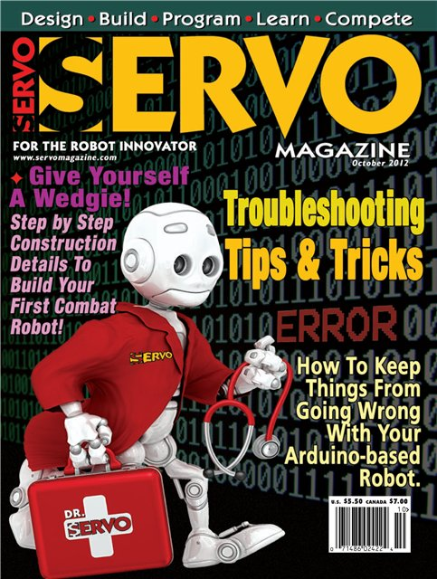 Servo Magazine №10,2012