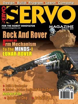 Servo Magazine №11,2012