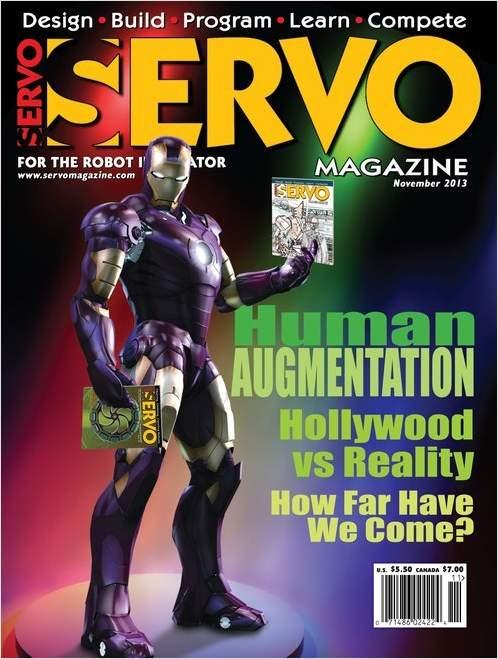 Servo Magazine №11 2013