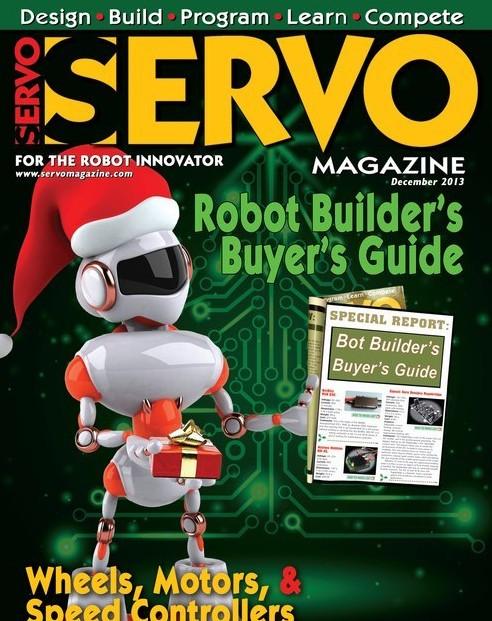 Servo Magazine №12 2013