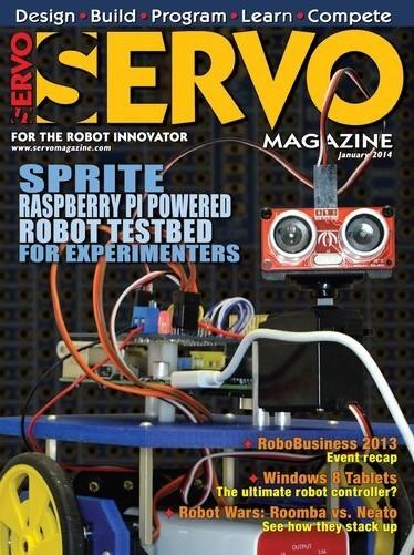 Servo Magazine №1 2014