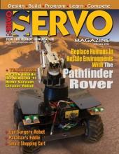 Servo Magazine №2, 2012