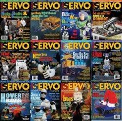 Servo Magazine №2-4,2013(Ориг)