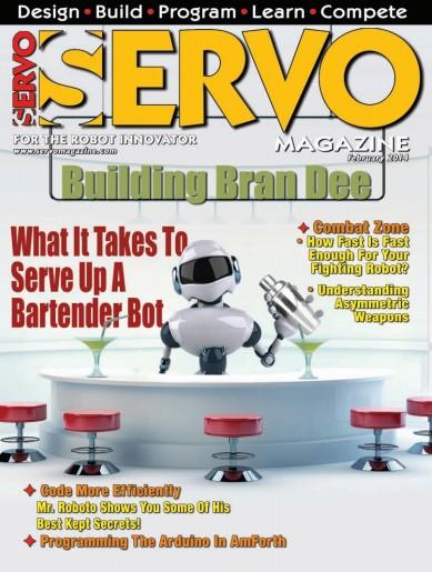 Servo Magazine №2 2014