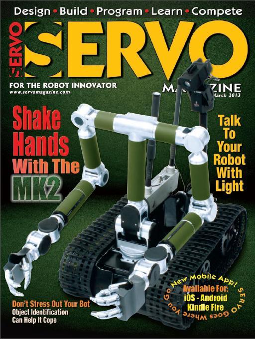 Servo Magazine №3,2013