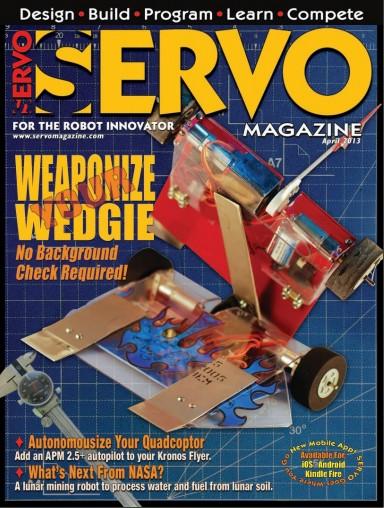 Servo Magazine №4,2013