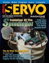 Servo Magazine №4, 2012