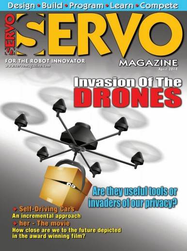 Servo Magazine №4 2014