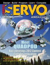 Servo Magazine №5, 2012