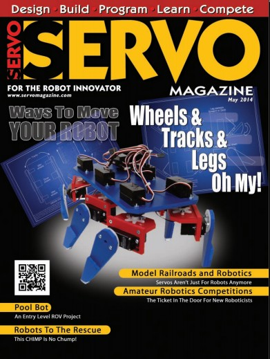 Servo Magazine №5 2014
