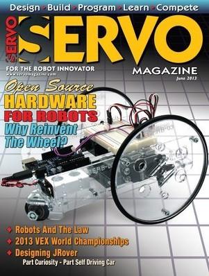 Servo Magazine №6,2013