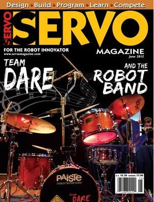 Servo Magazine №6, 2012