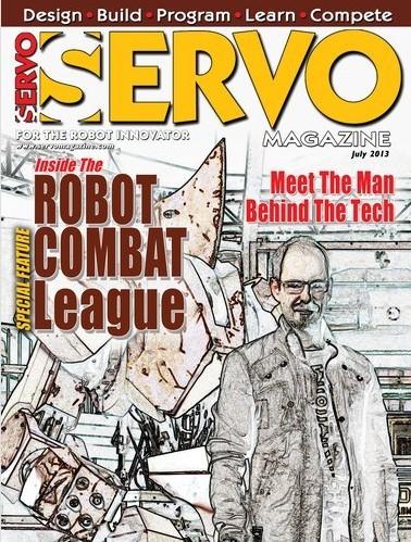 Servo Magazine №7,2013