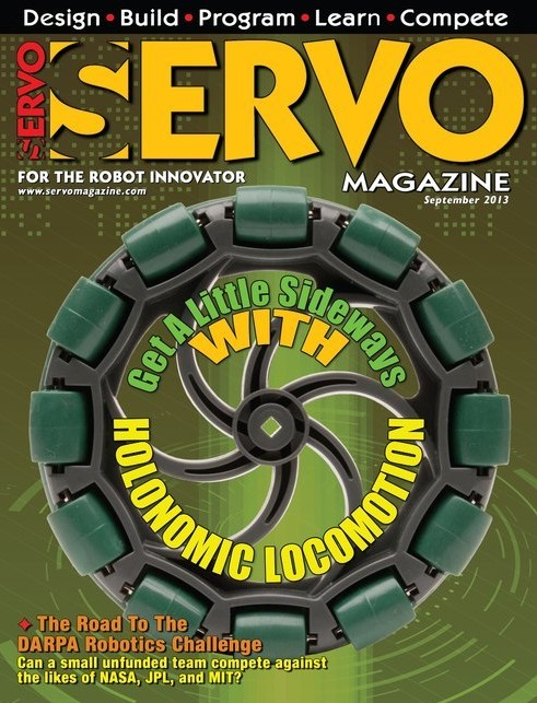Servo Magazine №9 2013