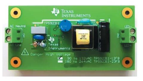 Оценочные модули TPS92311A19120VEVM, TPS92311A19230VEVM