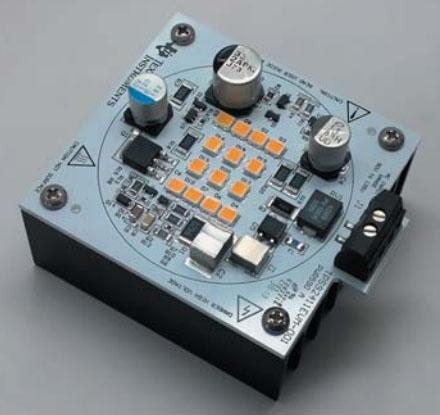 Макетная плата TPS 92411EVM-001 для сети 120 В