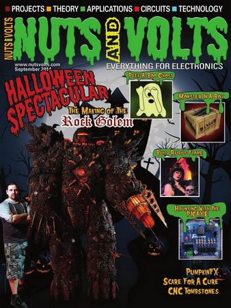 Nuts and Volts №9 2014