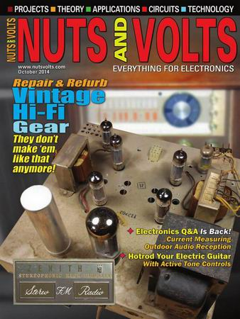 Nuts and Volts №10 2014