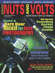 Nuts and Volts №1 2015