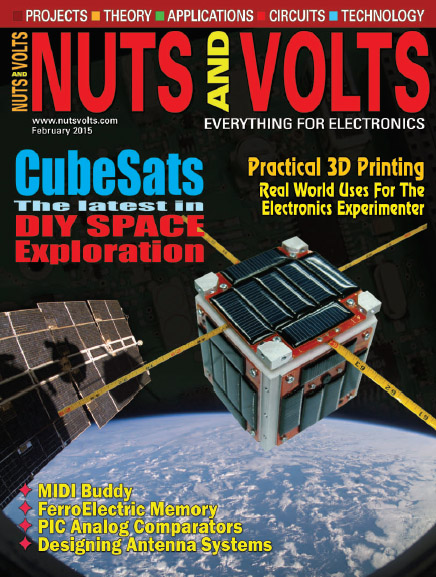 Nuts and Volts №2 2015
