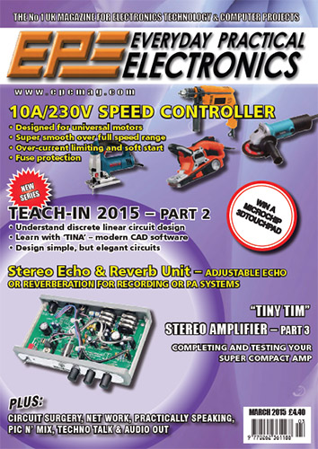 Everyday Practical Electronics №3 2015